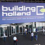 Logo, Beurs, Building Holland