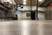 pmma vloer voedingsmiddelen industrie