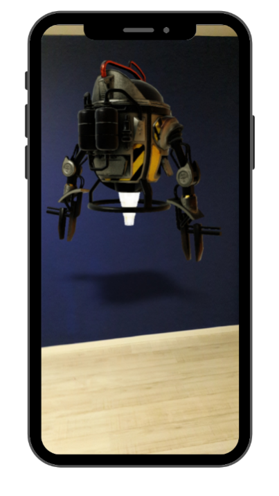 AR mobile