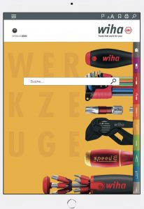 Wiha_digitale catologus-app-handgereedschap